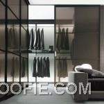 Modern Walk in Closet System in Elegant Design