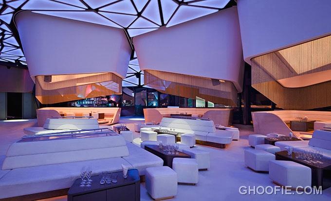 Amazing Allure Nightclub, Abu Dhabi Marina