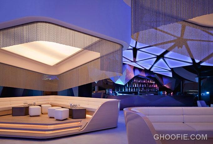 Awesome Furniture Allure Nightclub