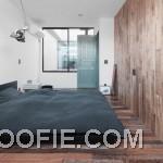 Contemporary Bedroom Design Ideas with Big Bed