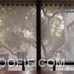 Contemporary Blind for Spacious Residence Design Ideas