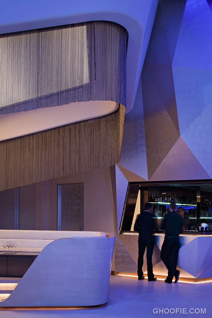 Creative Ceiling Decor Design Lounge