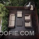 Elegant Outdoor Patio with Contemporary Furniture Design Ideas