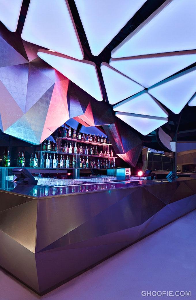 Incredible Bar Allure Nightclub, Abu Dhabi Marina