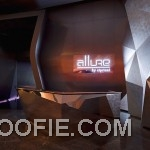 Luxury Exotic Receptionist Table Nightclub