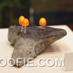 Magic Mushroom Lamp Design Decor