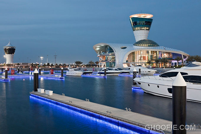 Private Parking For Your Yacht Allure Night Club