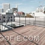 Stunning Loft Terrace Design Ideas with City Views