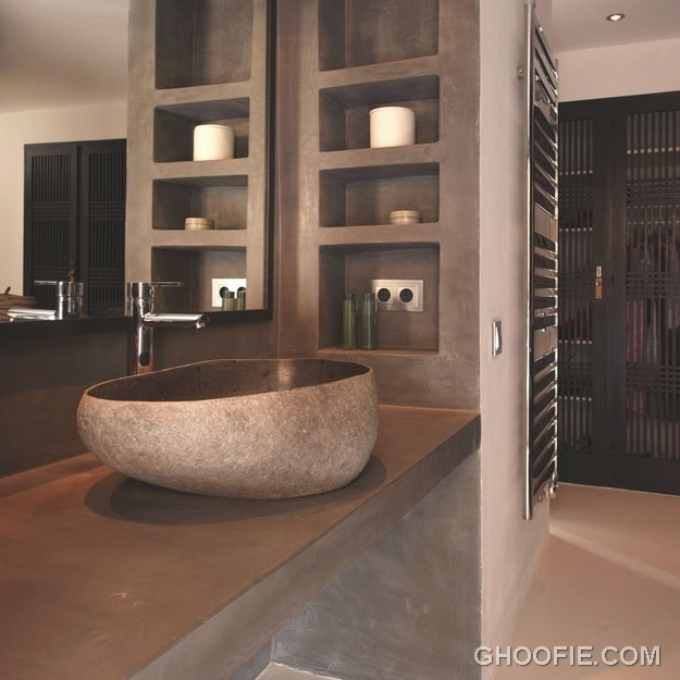 Minimalist Bathroom Images: Unusual And Eccentric Bathroom Designs
