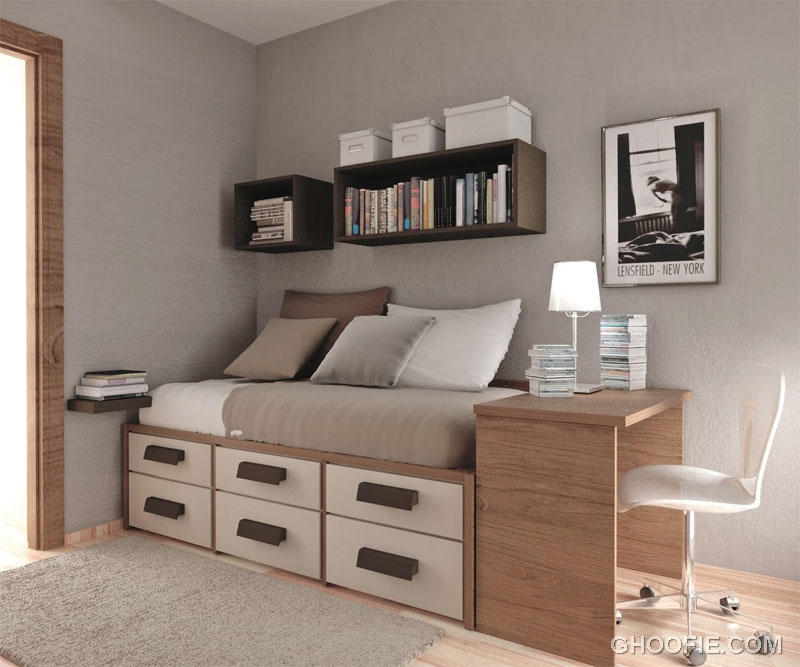 Diy teen bedroom designs bedroom design ideas interior for Very small bedroom interior design