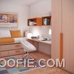 Smart Furniture in Teen Small Bedroom Design