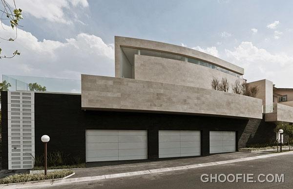 Stunning Luxurious Marble House Design Ideas
