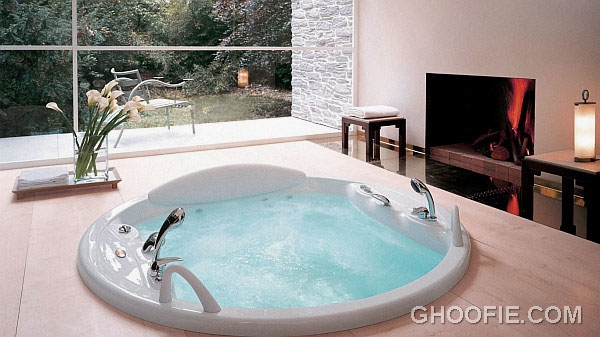 Stunning Indoor Pool and Spa Design Ideas - Ideas, Interior Design ...