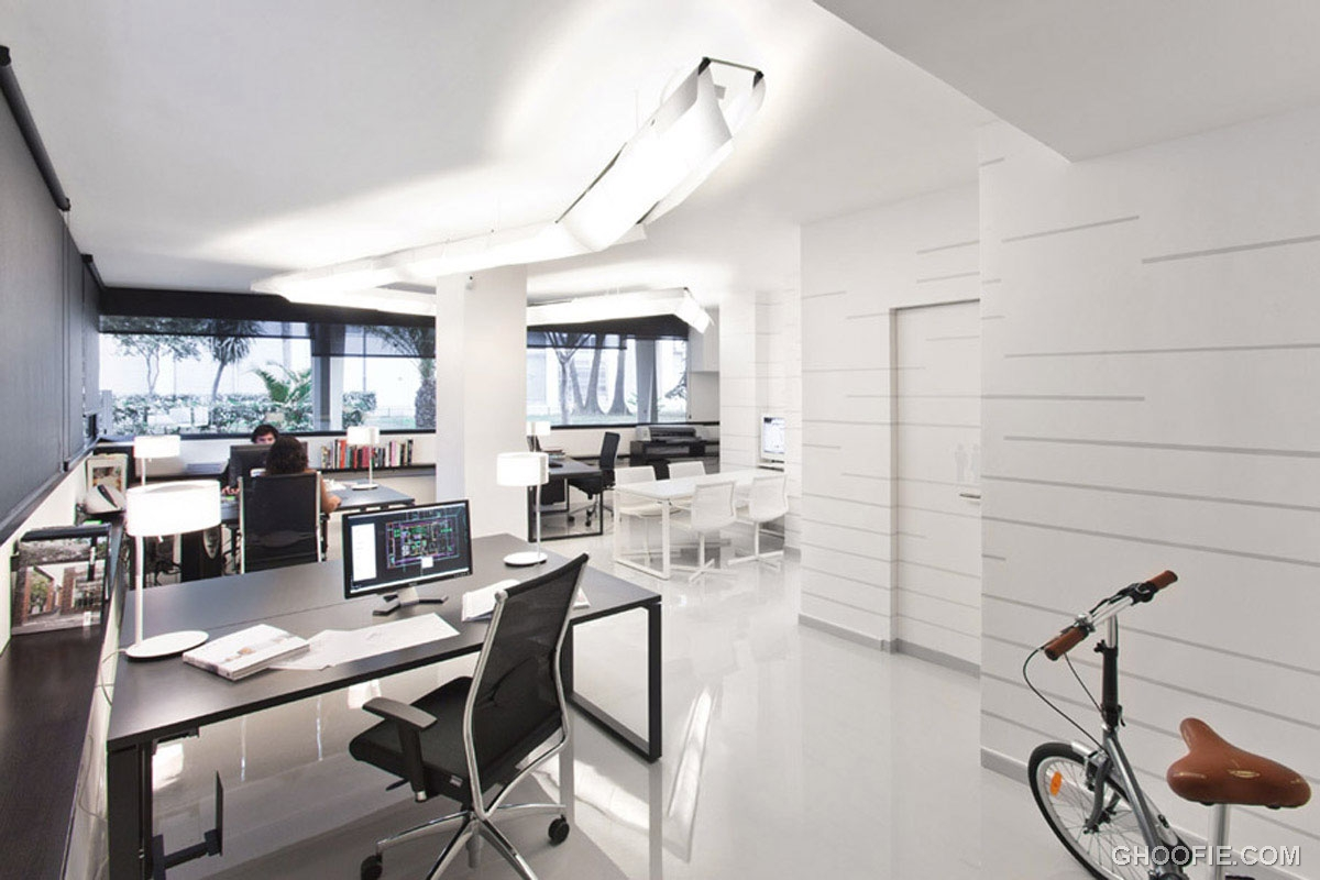 Fresh And Motivating Office Interior Designs