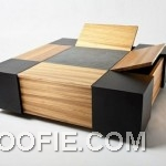 Simple coffee table