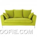 3-Seat Anis Green Sofa Dublin