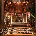 Amazing Woode Open Terrace Indigo Pearl Hotel Staircase Lighting