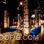Awesome Thailand Interior Decoration Indigo Pearl Hotel Blue Sofa