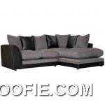 Dylan Corner Grey Sofa