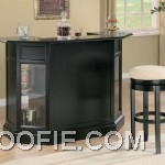 Elegant Bar Countertop Contemporary Home Bar Small Barstool Wine Bottle