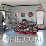 Harley Pub Garage Architectural Design Garages