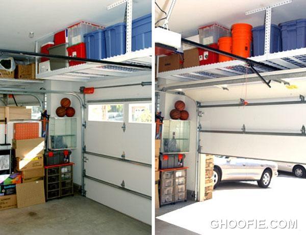 Unique Garage Storage Ideas For Multiple Function