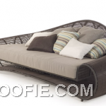 Kenneth Cobonpue Sleepers Home Sofa