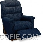 La-Z-Boy Anderson Blue Dark Sofa