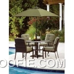 Lazy Boy Outdoor Furniture Alumunium Set