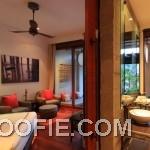 Minimalist Indigo Pearl Hotel Interior Design Wood Frame Glass Doors