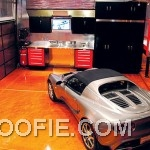 Modern And Luxury Garage Interior Design Ideas