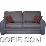 Poise 3 Seater Sofa In Grey
