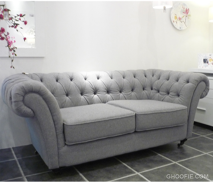 Spitalfield grey sofa interior design ideas Modern sofa grey