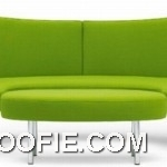 Unique Green Sofa