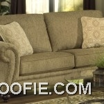 Webster Green Sofa