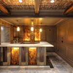 Bar idea for basement