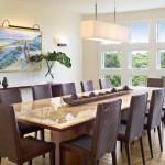 Best dining room light fixtures