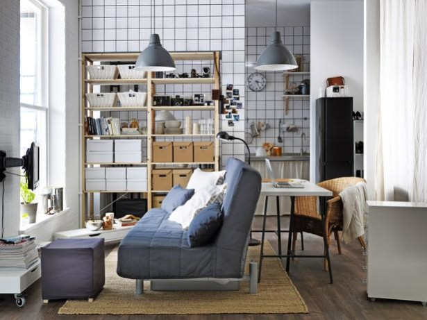 IKEA dorm room design