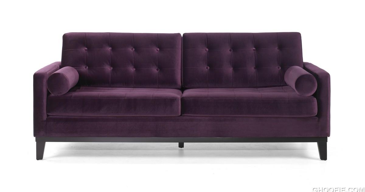 Purple Living Room Sofa Designs - Furniture Design Ideas ...
