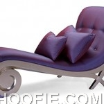 Contemporary beautiful purple sofas sleeper designs