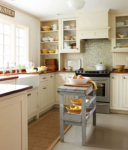 Traditional Small Kitchen Design Ideas: Elegant Small Kitchen Island Ideas Tile Marble Backsplash