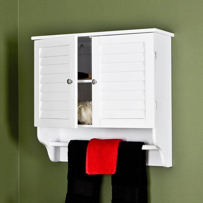 simple bathroom towel storage shelves cabinets and racks bathroom design ideas interior. Black Bedroom Furniture Sets. Home Design Ideas