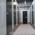 Large Reliability Door Design Modern Toilet Corridor Design
