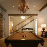 Pool in Basement design