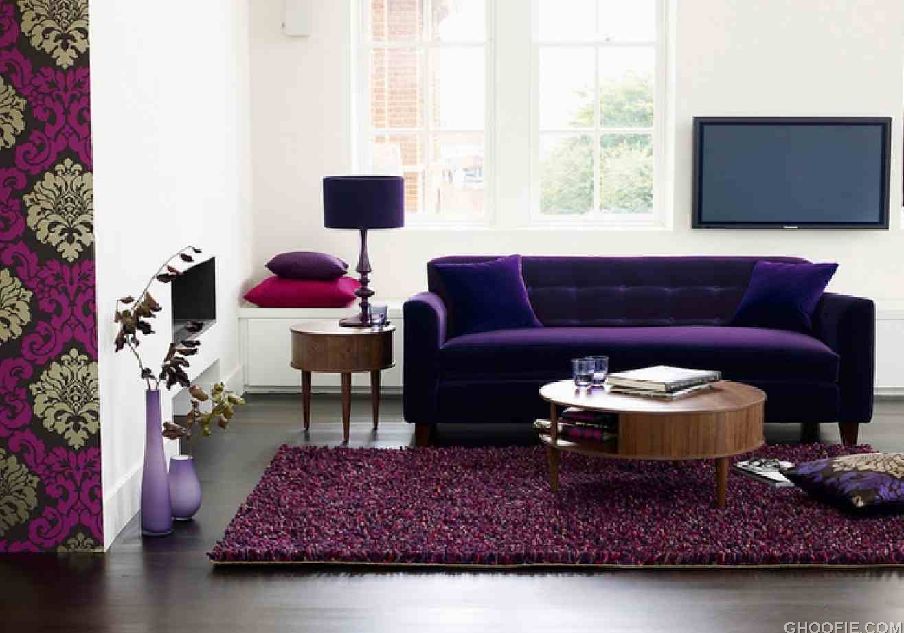 purple living room sofa designs furniture design ideas interior design ideas. Black Bedroom Furniture Sets. Home Design Ideas