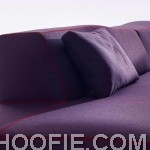 Sectional Purple Sofas Furniture