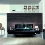 Sleek Ceramic Floor Elegant Italian Bedroom Furniture Futuristic Table Lamps
