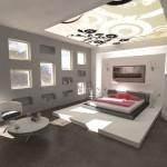Creative modern bedroom design