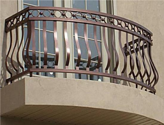 balcony-railing - Interior Design Ideas
