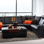 Black Sofa Couch Designs